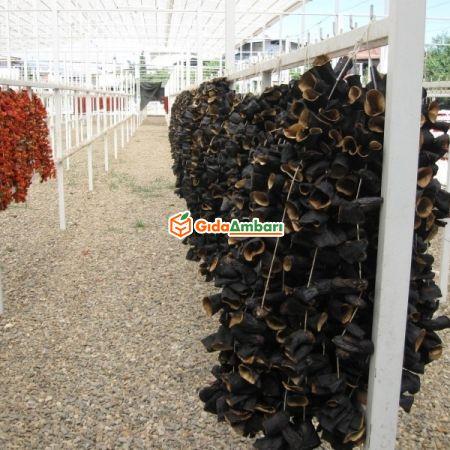 Dolmalık Patlıcan Perakende - Kurutulmuş Ürünler - Kuru Sebze -
