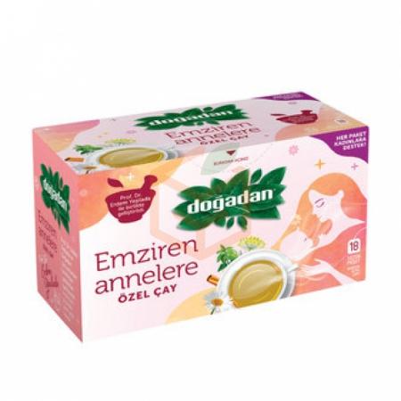 Doğadan Emziren Annelere Özel Çay 18li Paket -12li Koli | Gıda Ambarı