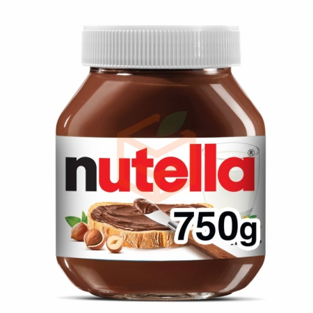 Nutella 750gr -12li Koli