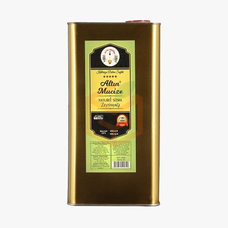 Altın Mucize Naturel Sızma Zeytinyağı 5 Litre   Gıda Ambarı