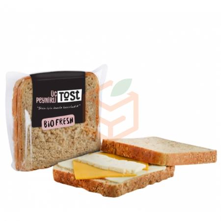 Tost Karışık Üç Peynirli    Gıda Ambarı