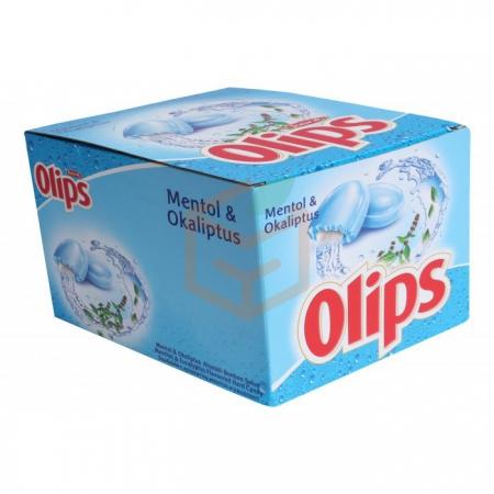 Olips Poşet Mentol-okaliptus 76gr-16lı Paket   Gıda Ambarı