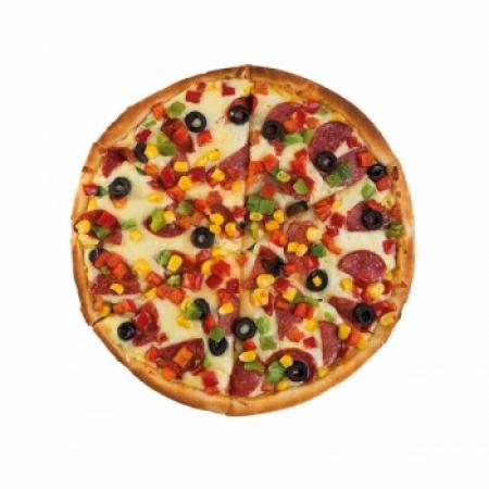Feast Pizza Karışık 260 Gr 22 Cm*24 Adet  | Gıda Ambarı