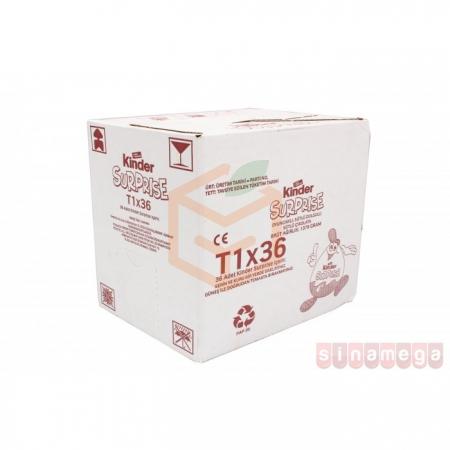 Kinder Surprıse T1 - 36lı Paket   Gıda Ambarı