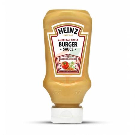 Heinz Masaüstü American Burger Sos 235    Gıda Ambarı