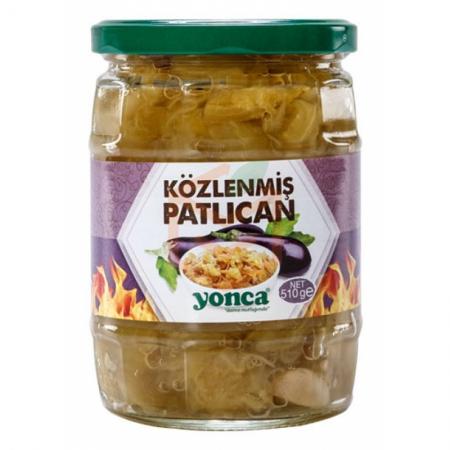 Yonca Közlenmiş Patlıcan 2650 Gr*3 Adet
