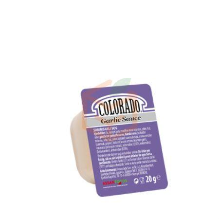 Colorado Küvet (garlic) Sarımsaklı Mayonez 20 Gr*120