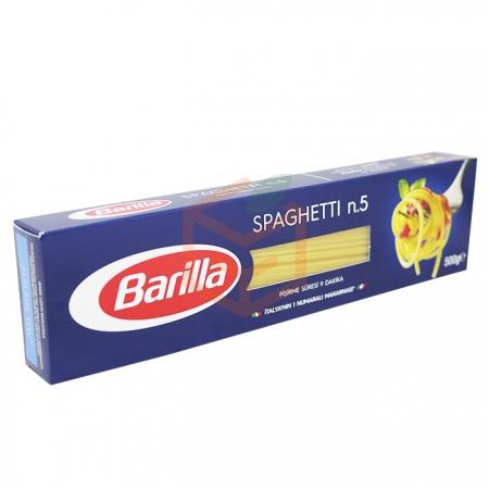 Barilla Makarna 500gr Spaghetti - 16lı Koli
