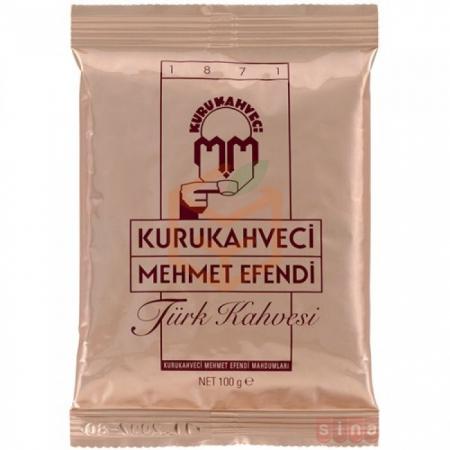 Mehmet Efendi Türk Kahvesi 100gr - 25li Paket