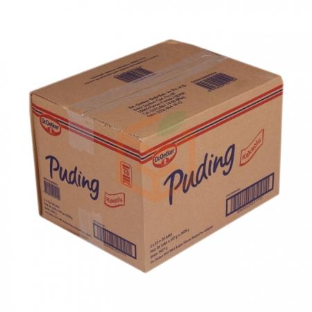 Dr.oetker Puding Kakaolu 147 Gr 24' lü Koli   Gıda Ambarı