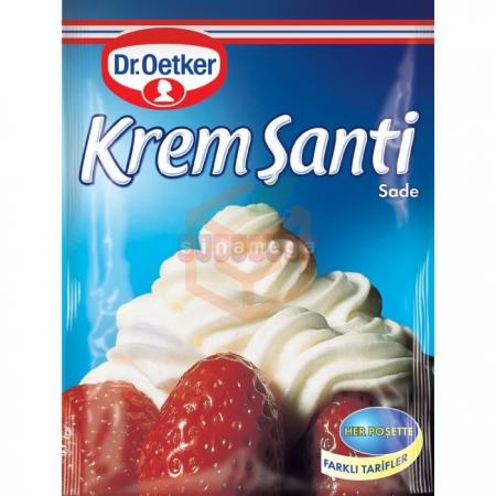 Dr.oetker Krem Şanti Poşet 75 Gr 24' lü Paket | Gıda Ambarı