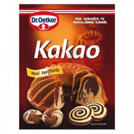 Dr.oetker Kakao 25gr -48li Koli
