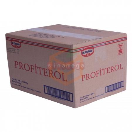Dr.oetker Profiterol 360 Gr 8' li Koli | Gıda Ambarı