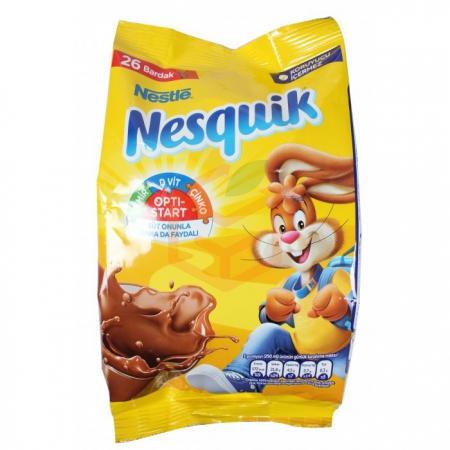 Nestle Nesquik Kakaolu Toz 375 Gr  12' li Koli | Gıda Ambarı