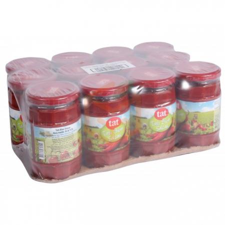 Tat Tatlı  Biber Salça 550 gr  12' li Koli | Gıda Ambarı