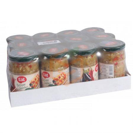 Tat Patlıcan Salatası 580 cc  12' li Koli | Gıda Ambarı