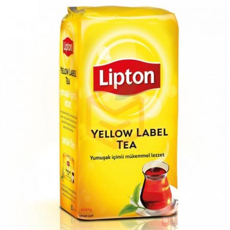 Lipton Yellow Label 1kg - 9lu Koli