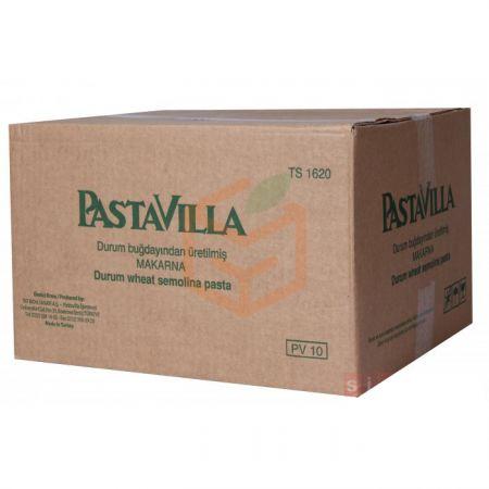 Pastavilla Linguine 500 gr (yassi Spagetti) 20' li Koli Toptan - Unlu Mamulleri - Makarna -