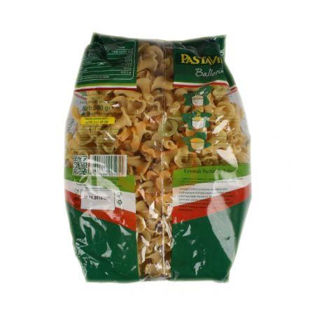 Pastavilla Makarna Buket 500 gr 20' li Koli | Gıda Ambarı