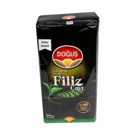 Doğuş Siyah Filiz 1000gr (0120) - 12li Koli
