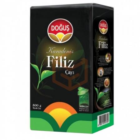 Doğuş Siyah Filiz 500 Gr 12' li Koli | Gıda Ambarı