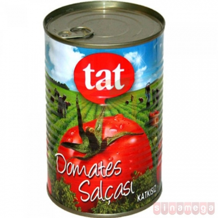 Tat Salça 5 Kg  6' lı Koli | Gıda Ambarı