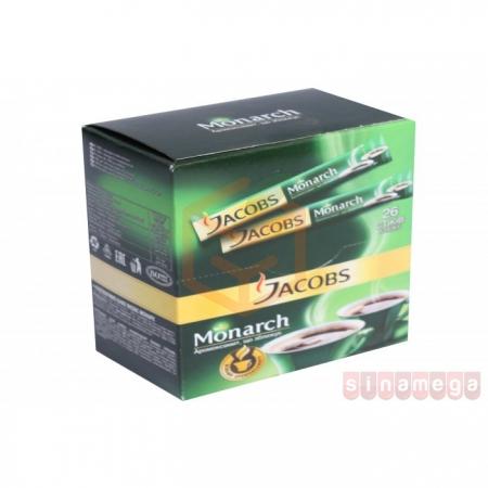 Jacobs Monarch 2 Gr  26' lı Paket Toptan - İçecekler - Kahve - Kahve -