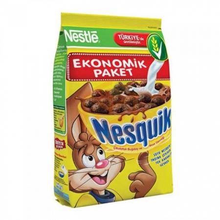 Nestle Nesquik Mısır Gevreği 450 Gr  10' lu Paket | Gıda Ambarı