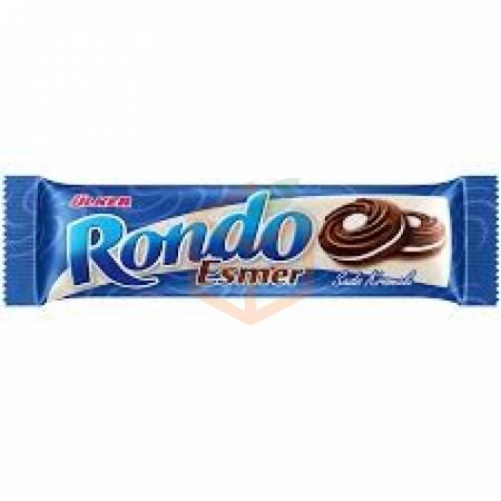 Ülker Rondo Esmer Kremalı Bisküvi 68 Gr  24' lü Koli   Gıda Ambarı