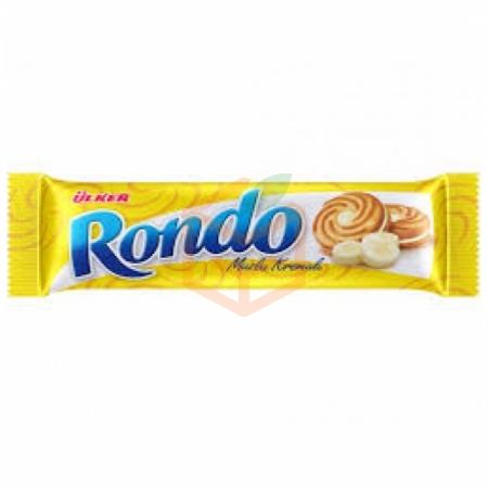Ülker Rondo Muz Kremalı 68 Gr  24' lü Koli | Gıda Ambarı