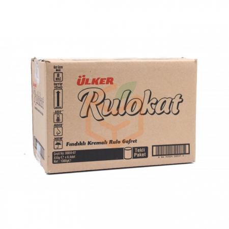 Ülker Teneke Rulokat  170 Gr  6' lı Koli | Gıda Ambarı