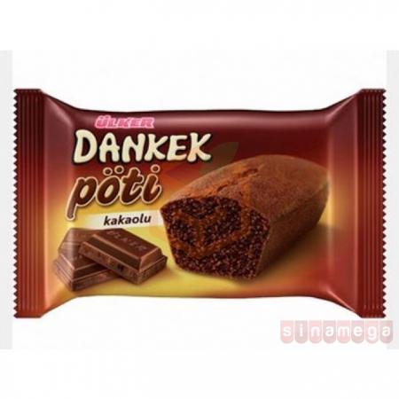 Ülker Dankek Pöti Kakaolu 40 Gr  24' lü   Gıda Ambarı