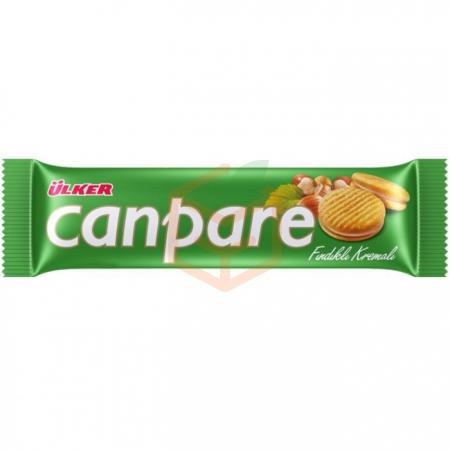 Ülker Canpare Fındık 81gr  - 24lü Paket