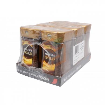Nescafe Gold 200 Gr Kavanoz  6' lı Koli   Gıda Ambarı