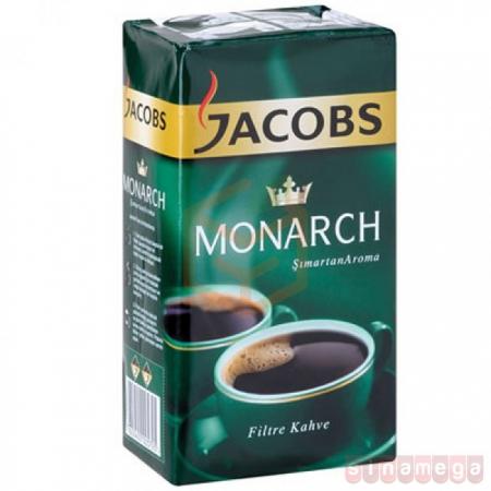 Jacobs Monarch 500gr - 12li Koli