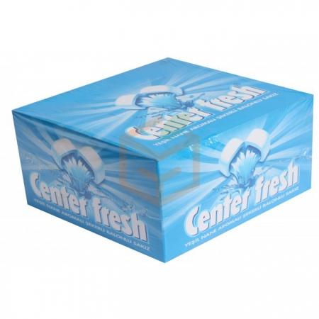 Center Fresh Balonlu Sakız Yeşil Nane  100' lü Paket Toptan - Atıştırmalıklar - Sakız -