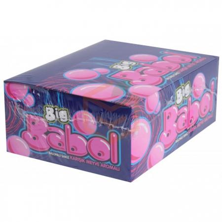 Big Babol Tutti Frutti  100' lü Paket | Gıda Ambarı