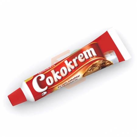 Ülker Çokokrem Tüp 40gr - 12li Paket