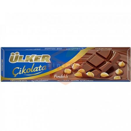 Ülker Fındıklı Baton Çikolata 30gr (ü-213-03) - 12li Paket