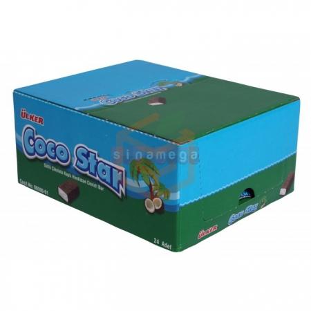 Ülker Coco Star 28 Gr - 24' lü Paket | Gıda Ambarı
