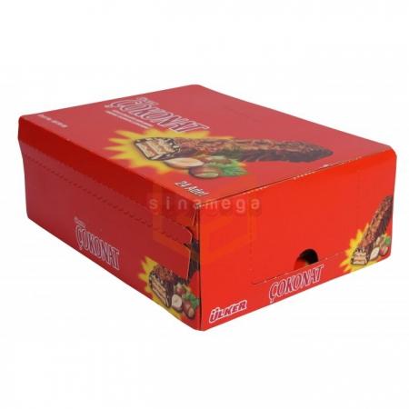 Ülker Çokonat 33 Gr 24' lü Paket Toptan - Atıştırmalıklar - Çikolata -