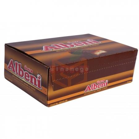 Ülker Albeni 40 Gr 24' lü Paket Toptan - Atıştırmalıklar - Çikolata -