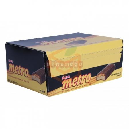 Ülker Metro 40 Gr 24' lü Paket | Gıda Ambarı
