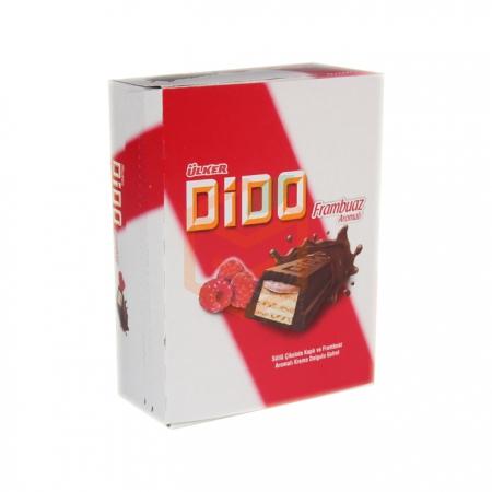 Ülker Dido Frambuaz Aromali 40gr-24`lü Paket | Gıda Ambarı