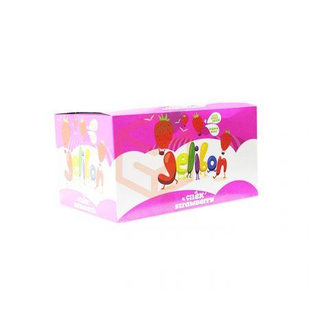 Jelibon Çilek 40 gr -16' li Paket | Gıda Ambarı
