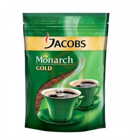 Jacobs Monarch Gold 66 gr Poşet - 12`li Koli