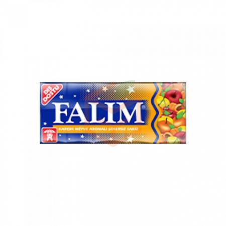 Falım Sakız Meyveli 5' li - 20' li Paket   Gıda Ambarı