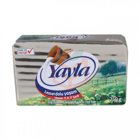 Yayla Margarin 250 Gr 48' li Koli | Gıda Ambarı