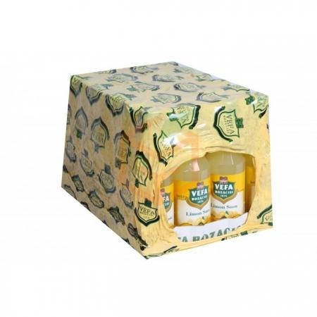 Vefa Limon Sosu 500 ml 24' lü Koli | Gıda Ambarı