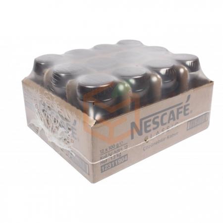 Nescafe Classic 100 Gr Kavanoz 12' li Koli | Gıda Ambarı